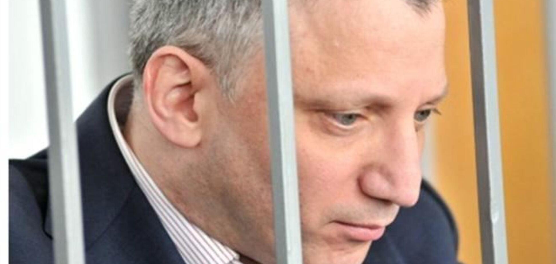 Суд продлил арест Слюсарчука