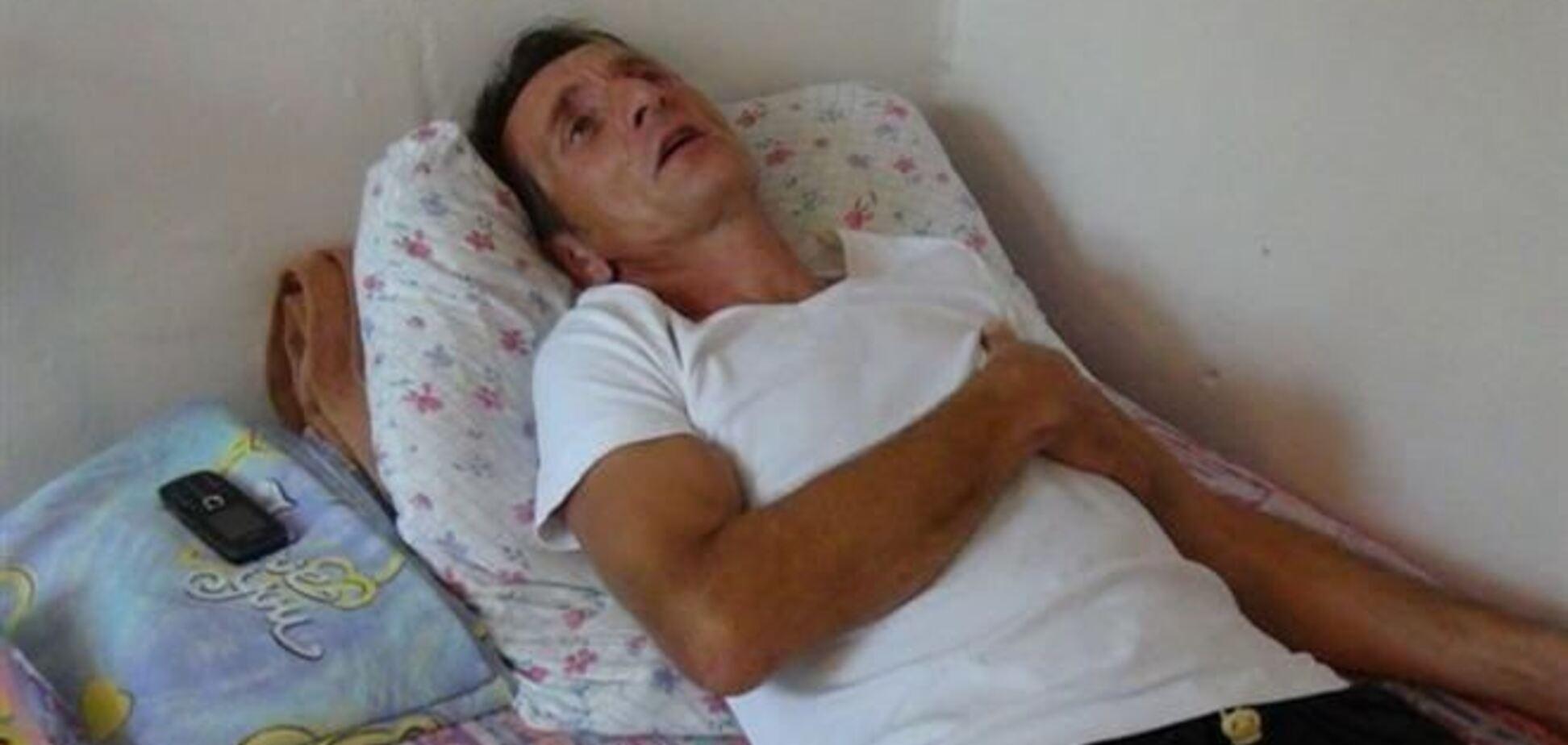 Выживший на Азове украинский рыбак вернулся домой