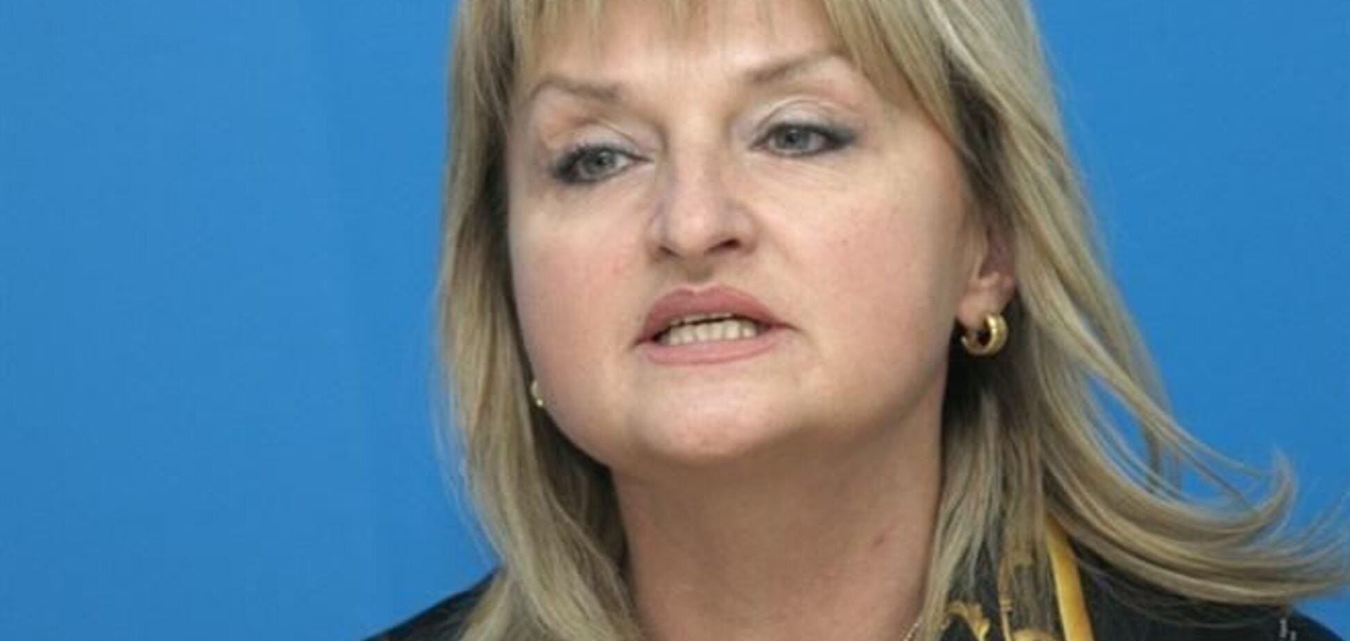 Ирина Луценко не связывает захват 'Лотоса' с бизнесом сына
