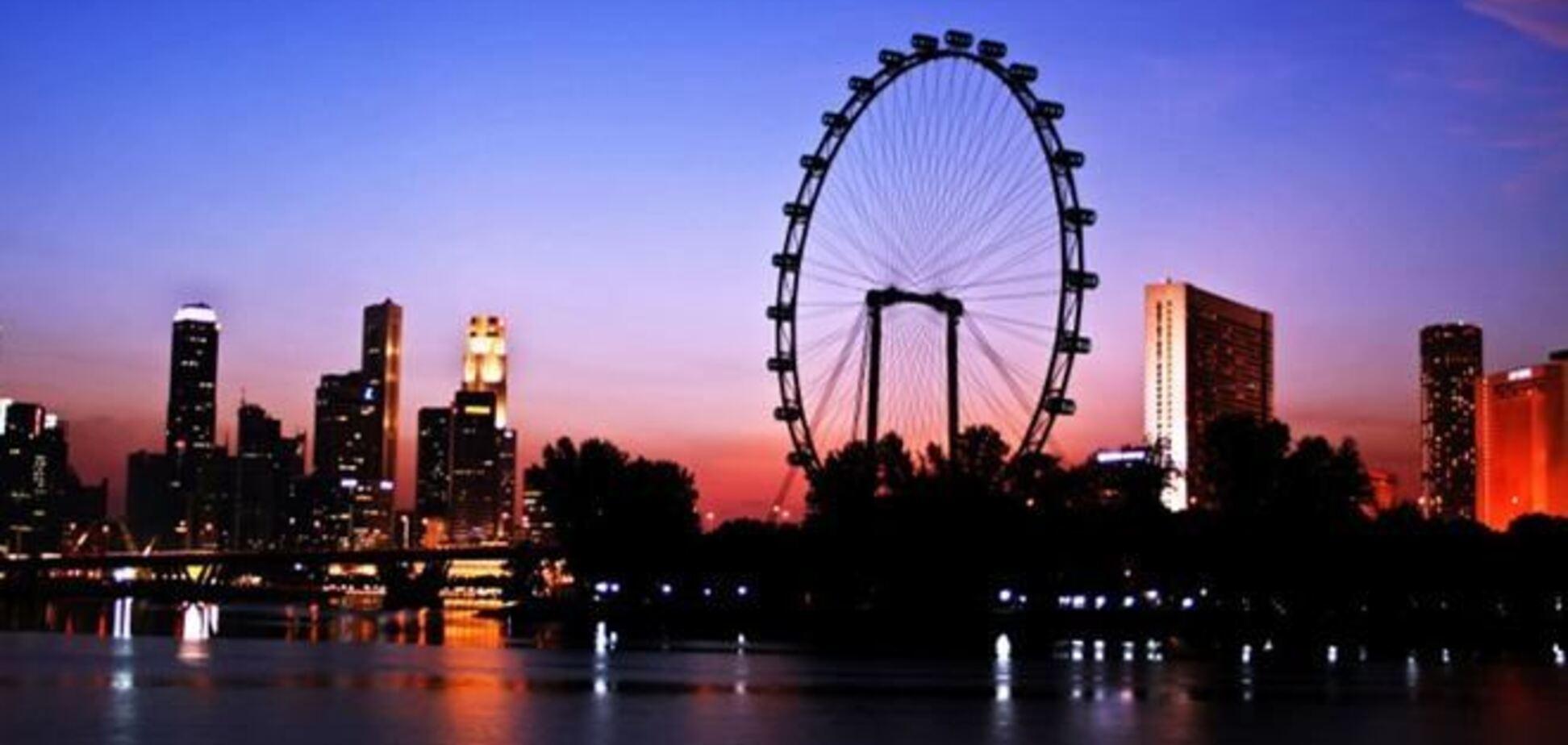 В Нью-Йорке намерены построить самое высокое в мире колесо обозрения