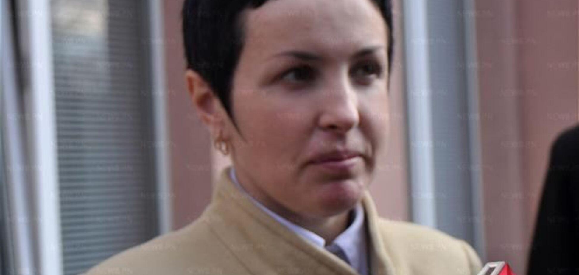 Крашкова впервые за две недели пришла в суд по 'врадиевскому делу'