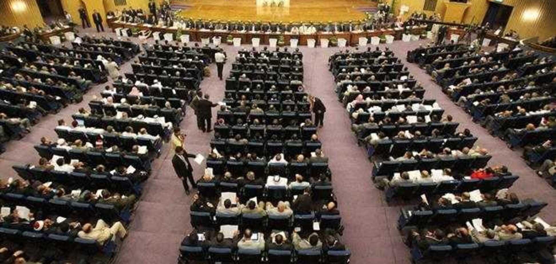 В Египте ликвидируют верхнюю палату парламента