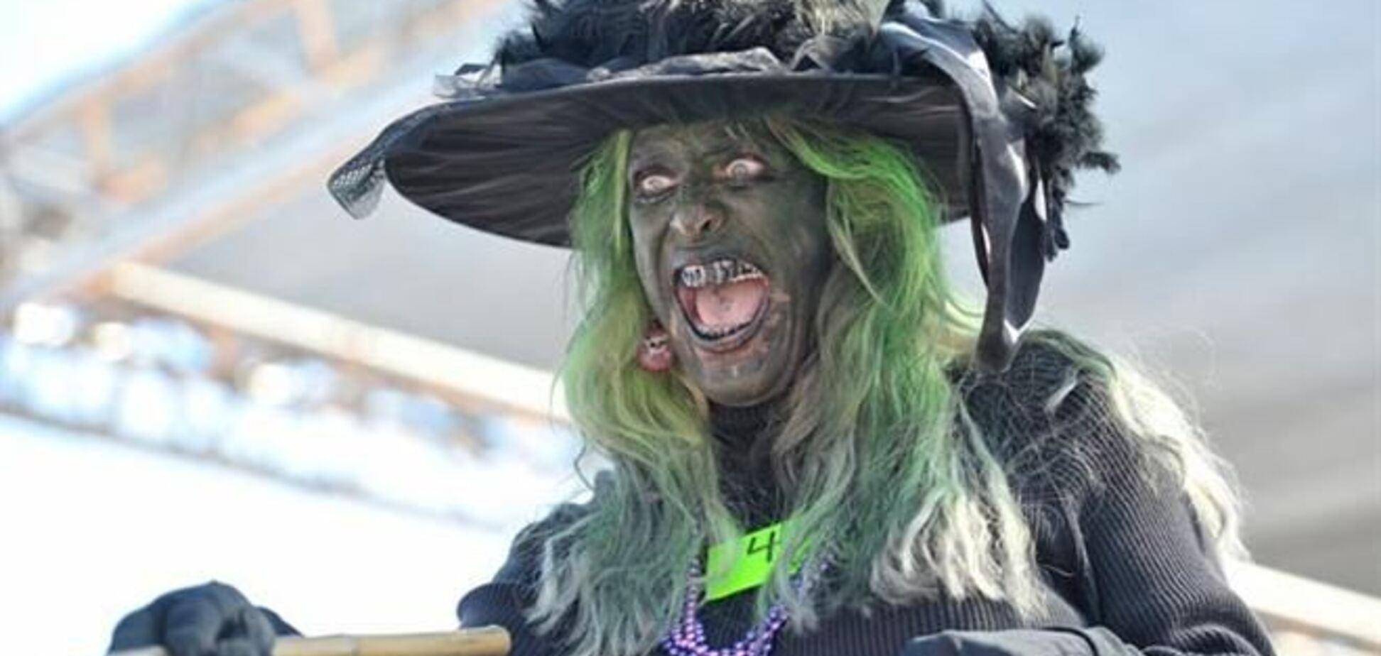 Британская полиция в шоке от нашествия ведьм и колдунов