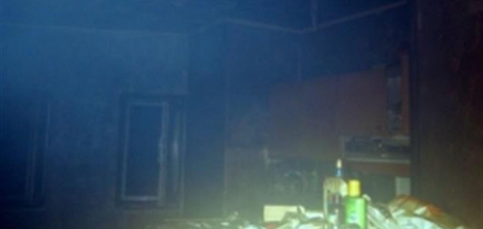 В киевской высотке горела самодельная сауна, погиб мужчина