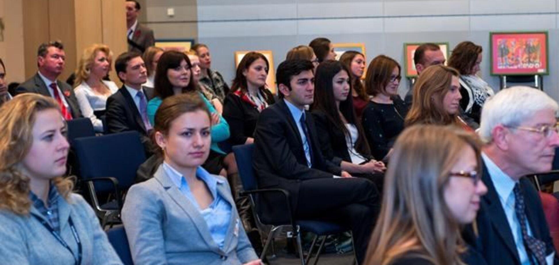 В Брюсcеле открылась художественная выставка 'Украина глазами детей'