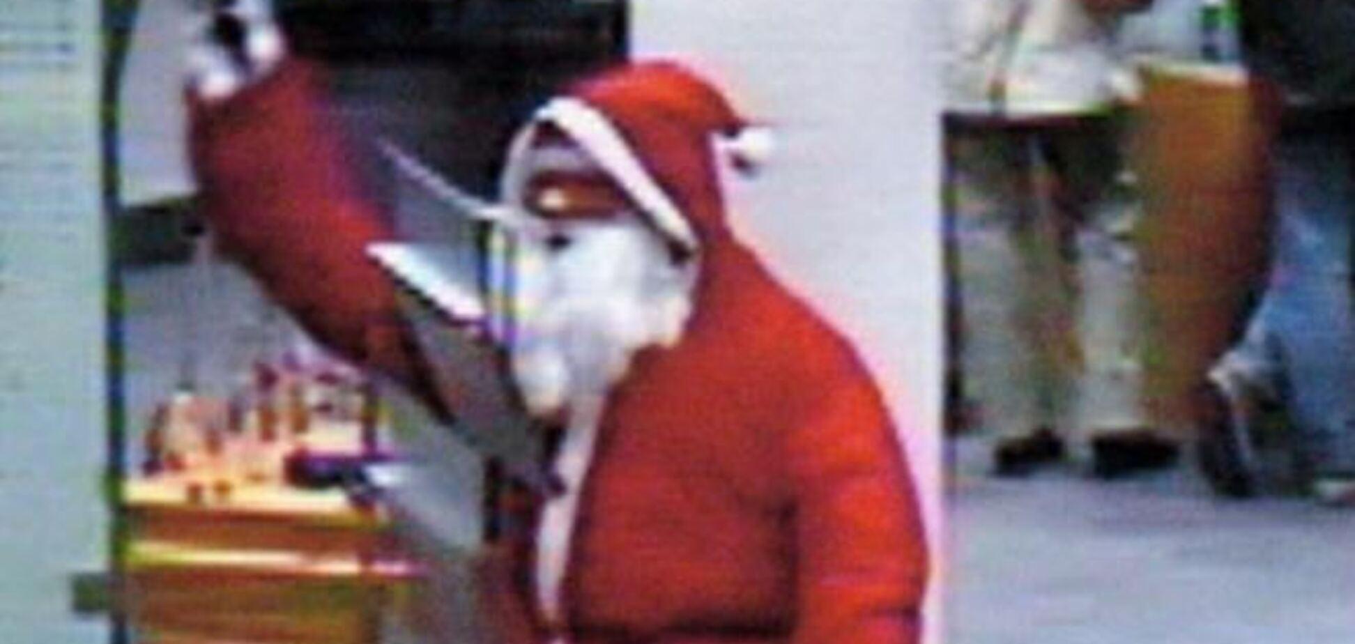 Жінка в костюмі Санта Клауса напала на два банки в Німеччині