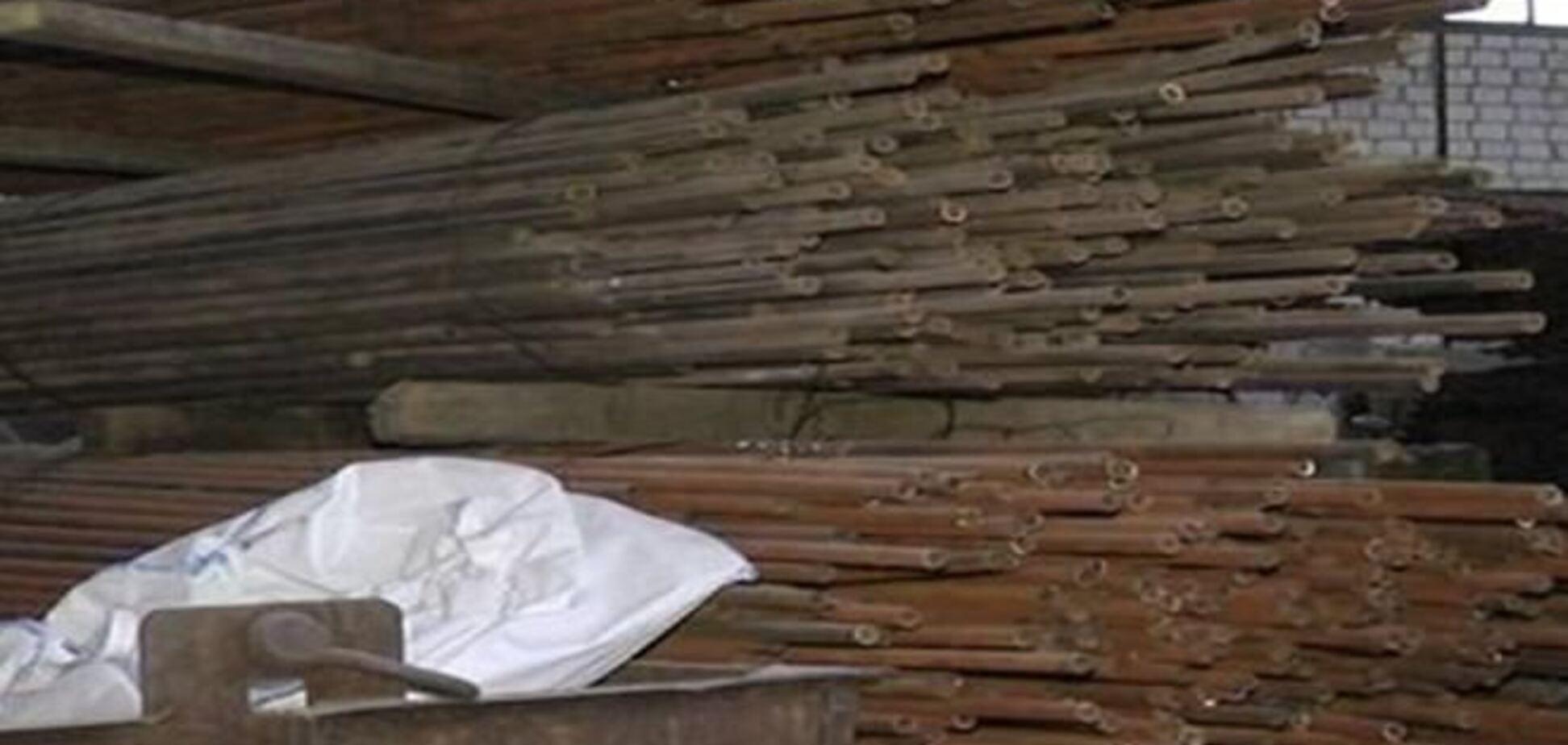 Уровень радиации на киевском складе зашкаливает - ГосЧС