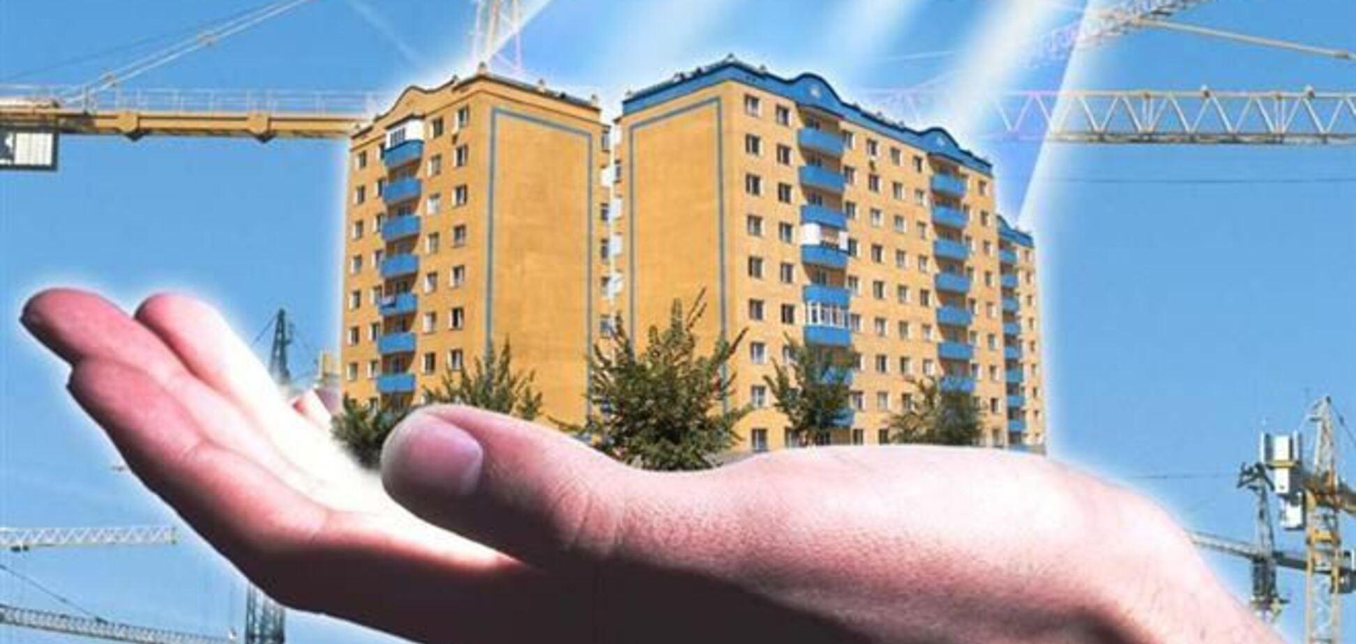Доступное жилье недоступно из-за отсутствия денег у государства