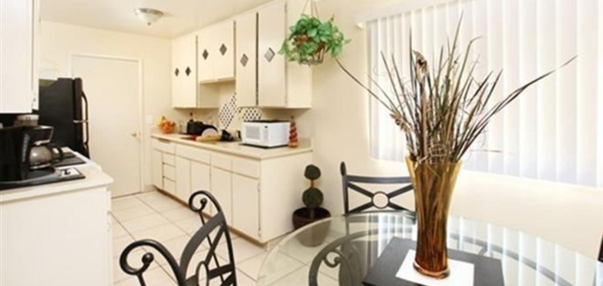 Как в съемной квартире обустроить свою собственную кухню