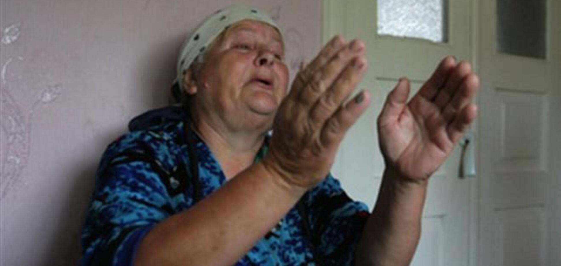 Мать Крашковой простила насильников и молится за них