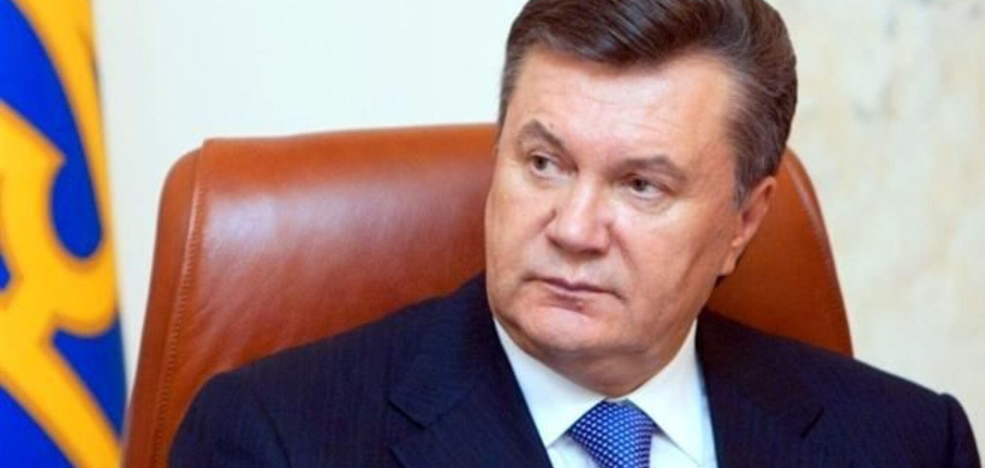 Российские СМИ: Янукович проводит экстренное совещание в 'Межигорье'