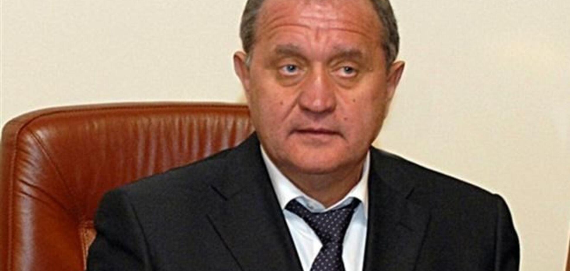 Могилев заявил, что не отправлял крымский 'Беркут' на разгон Евромайдана