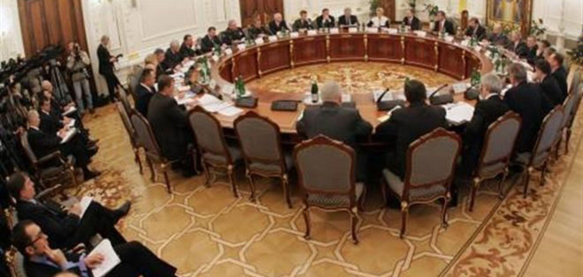 СНБО: заседание не проводилось, не проводится и не планируется