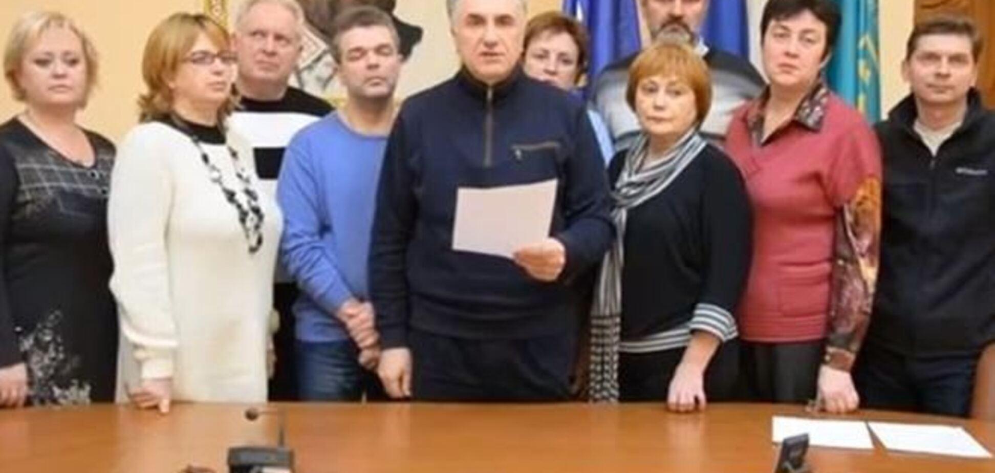 Руководство киевского ВУЗа призвало студентов к протесту