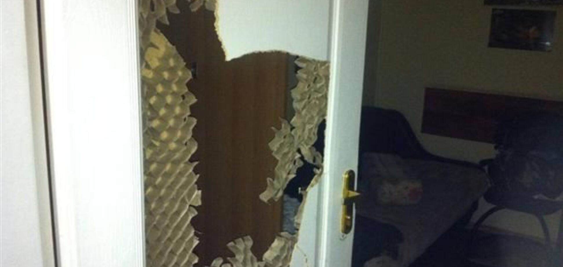 В МВД говорят, что милиция не обыскивала офис 'Батьківщини' в Киеве