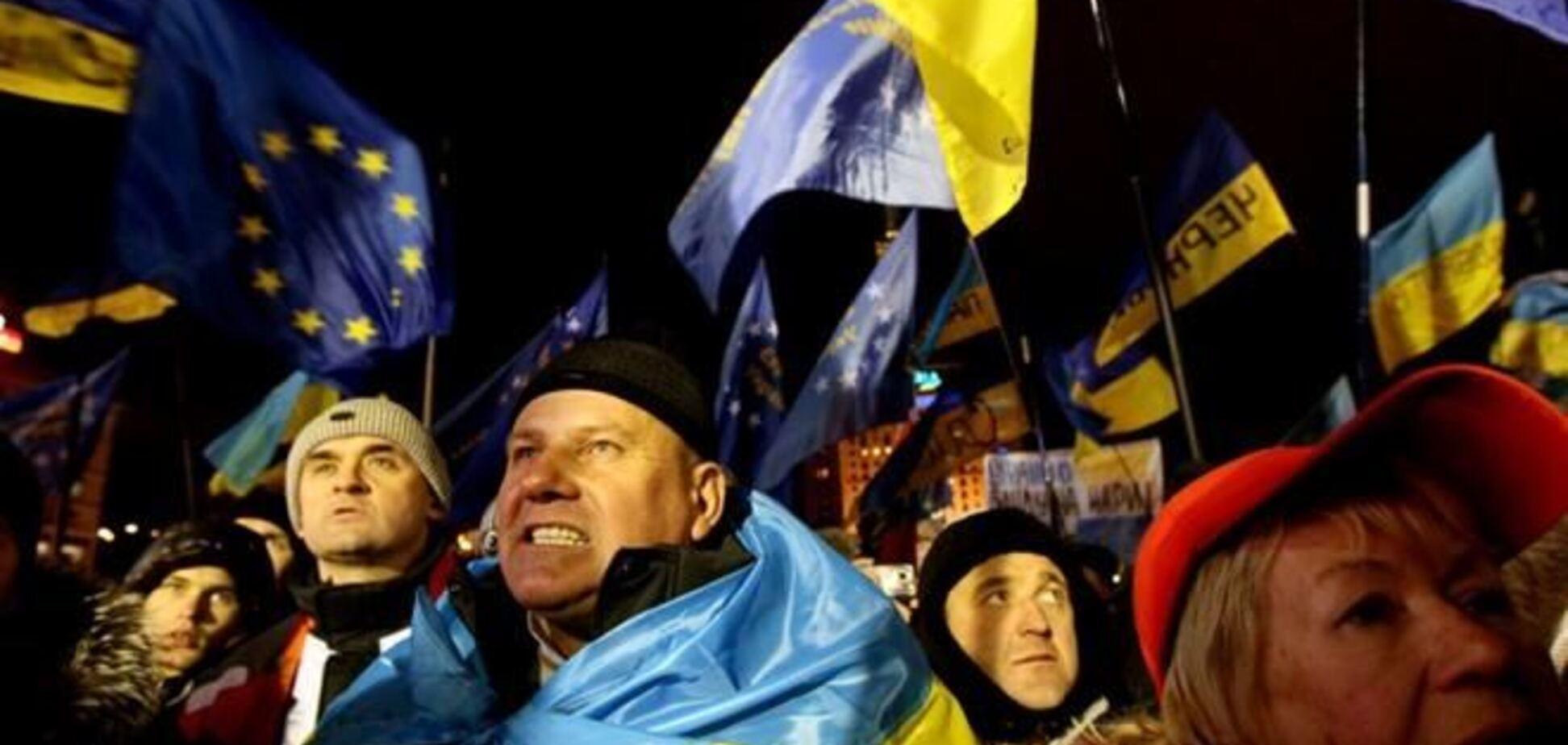 Эштон прибыла на Евромайдан