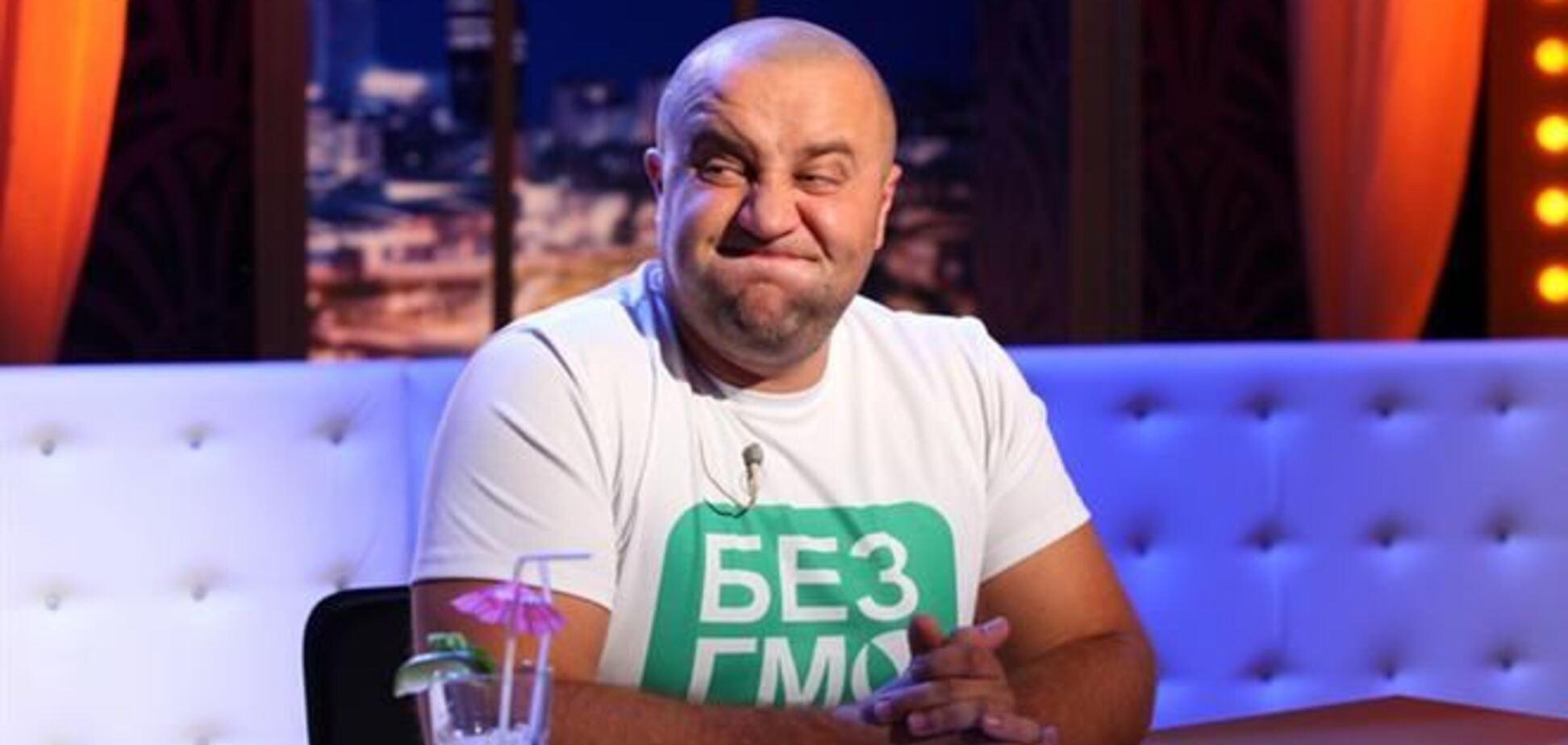 Актор Крутоголов став свідком контрабанди Київ-Берлін