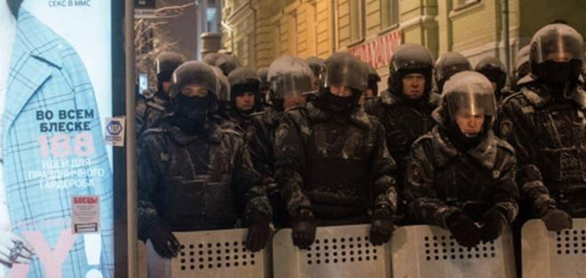 В оппозиции говорят о подготовке ночной зачистки Евромайдана