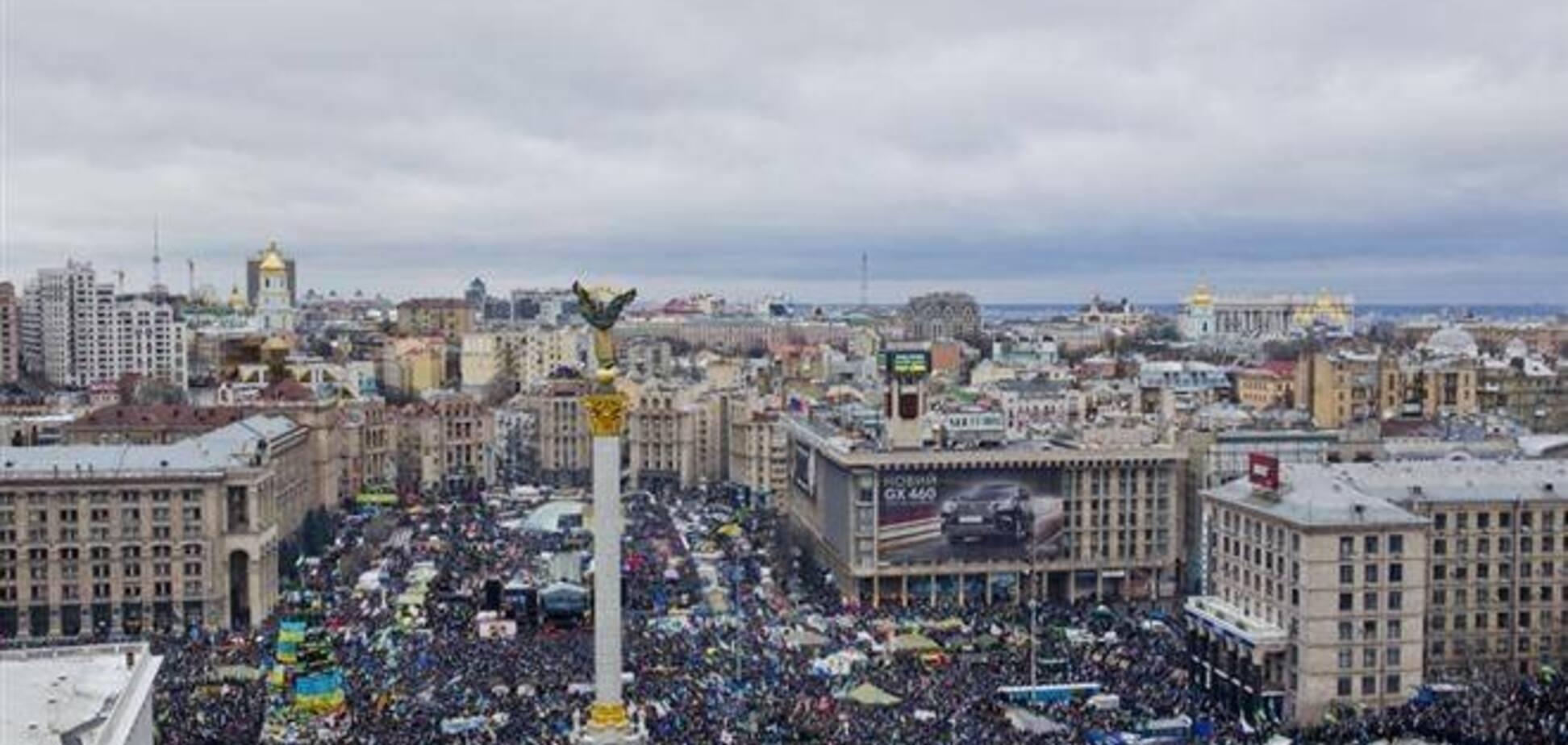 Кто финансирует Евромайдан-2013: раскрыта страшная тайна