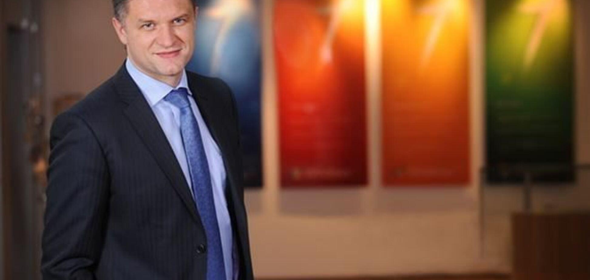 Гендиректор Microsoft Украина строит баррикады на Евромайдане