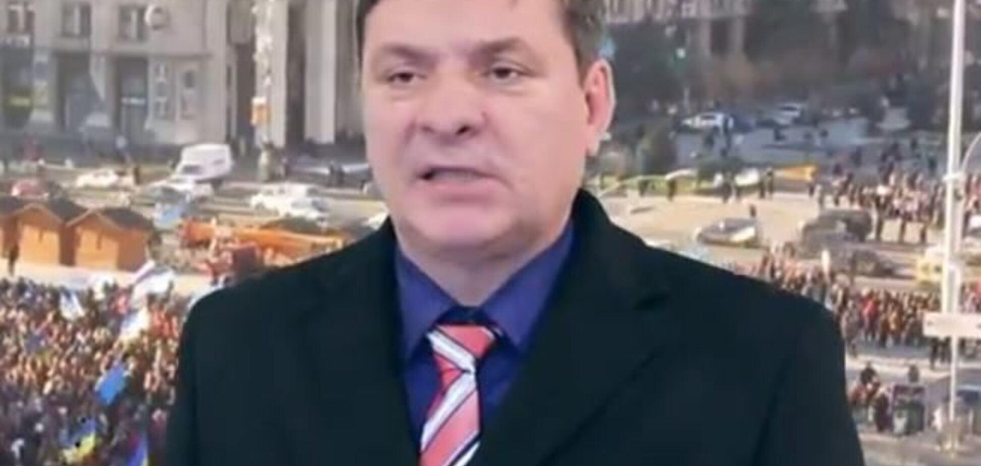 Депутат партии Жириновского снял клип, посвященный Евромайдану