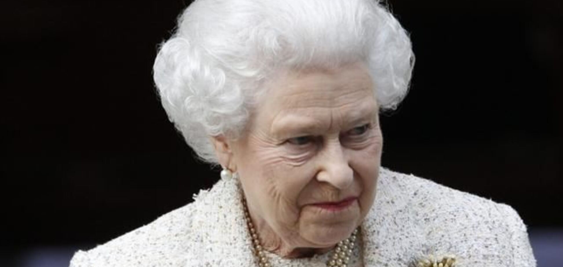 Елизавета II уличила охрану в воровстве орехов