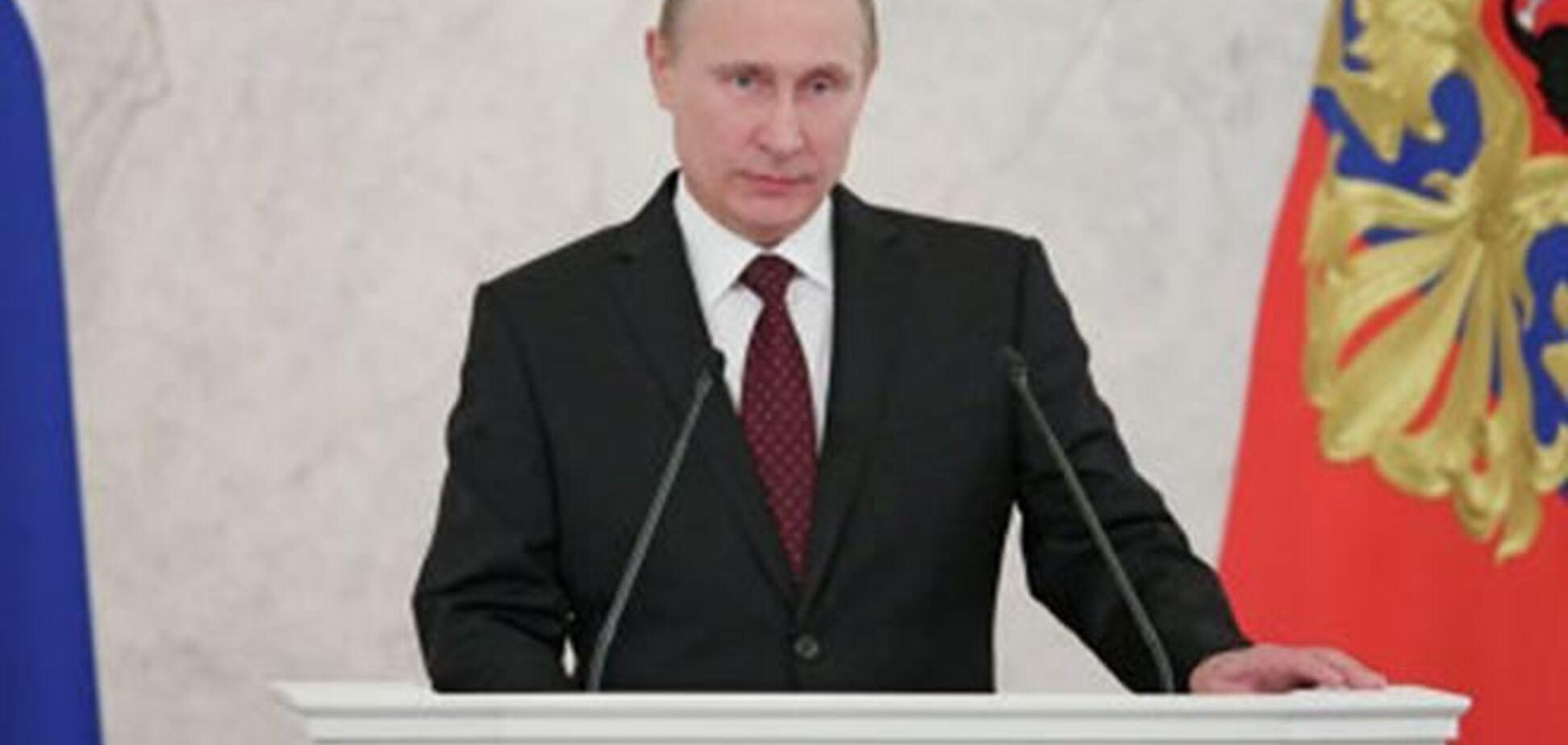 Путін про Україну: ми нічого нікому не нав'язуємо