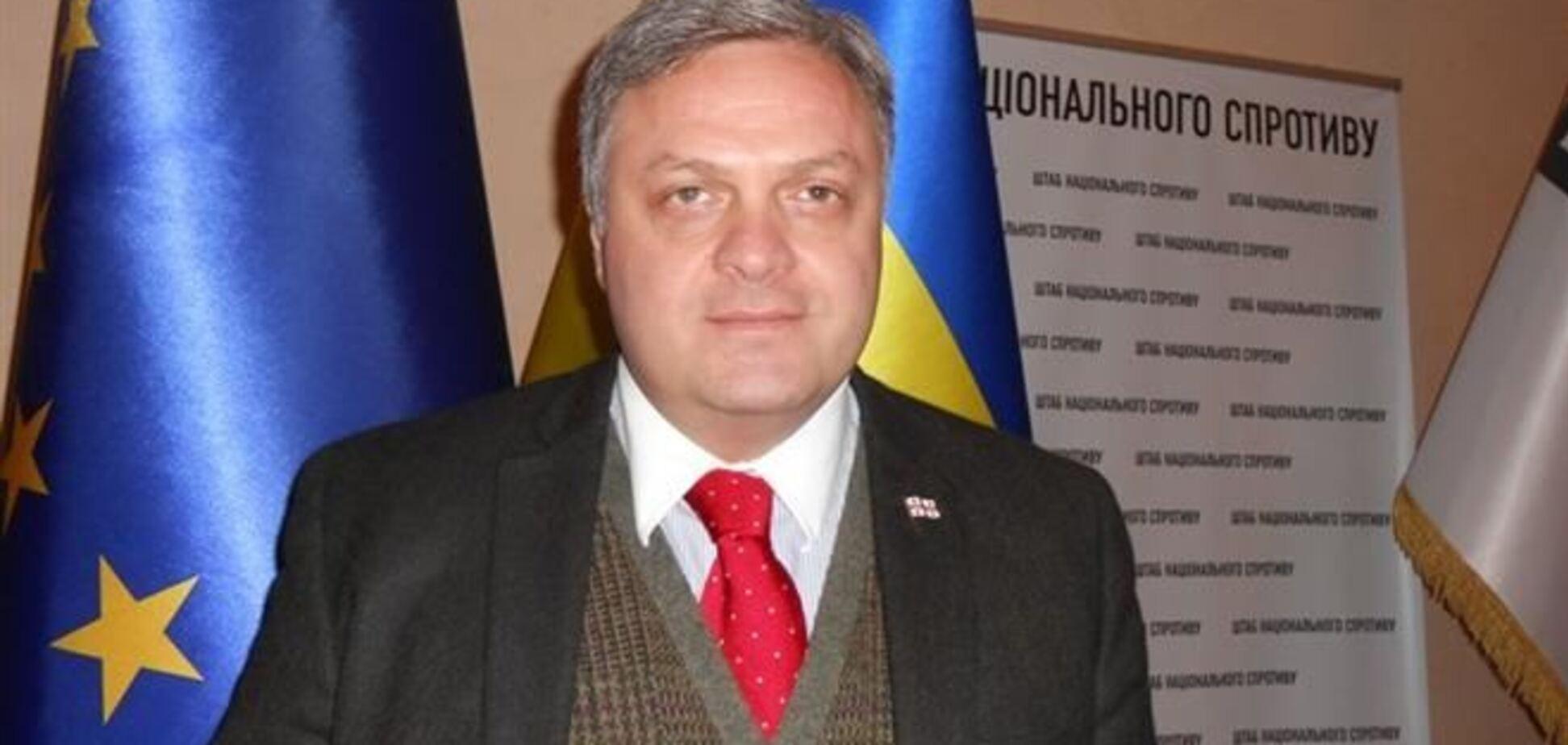 Георгій Барамідзе: Евромайдан вирішує долю всієї Східної Європи