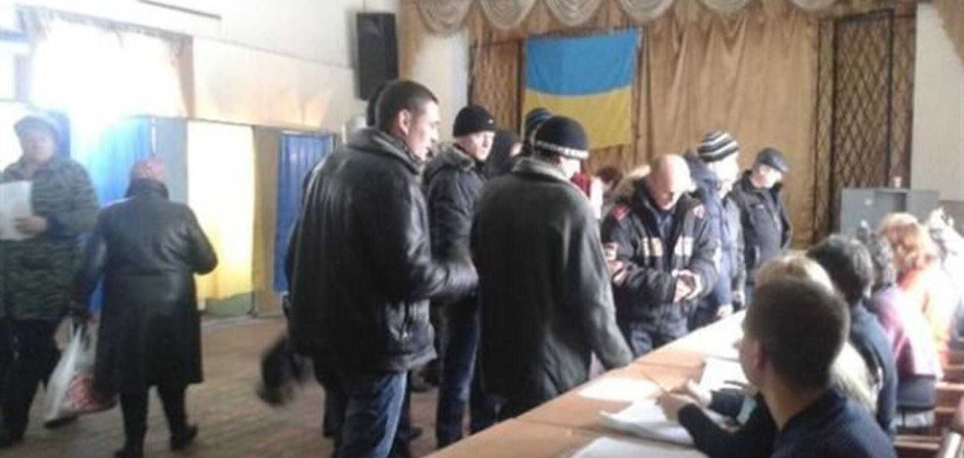 На избирательном участке Глевахи замечены 'левые' голосующие  - ОПОРА