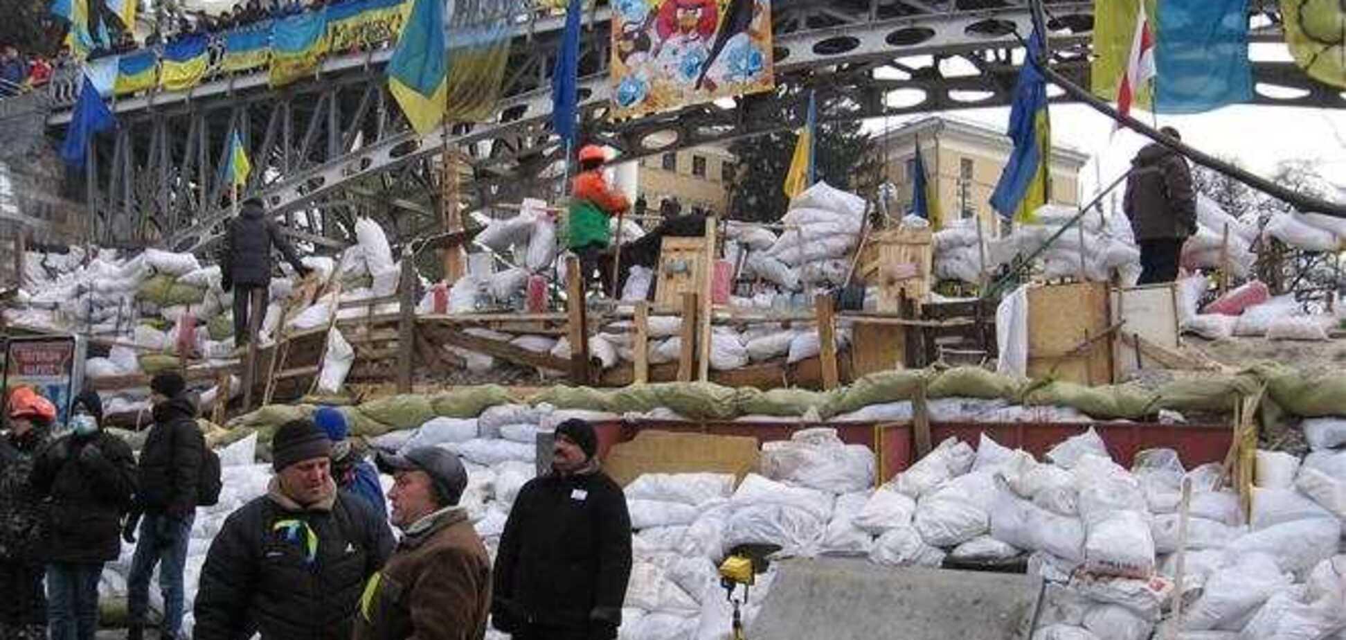Евромайдан собрал около 18 тысяч митингующих - МВД