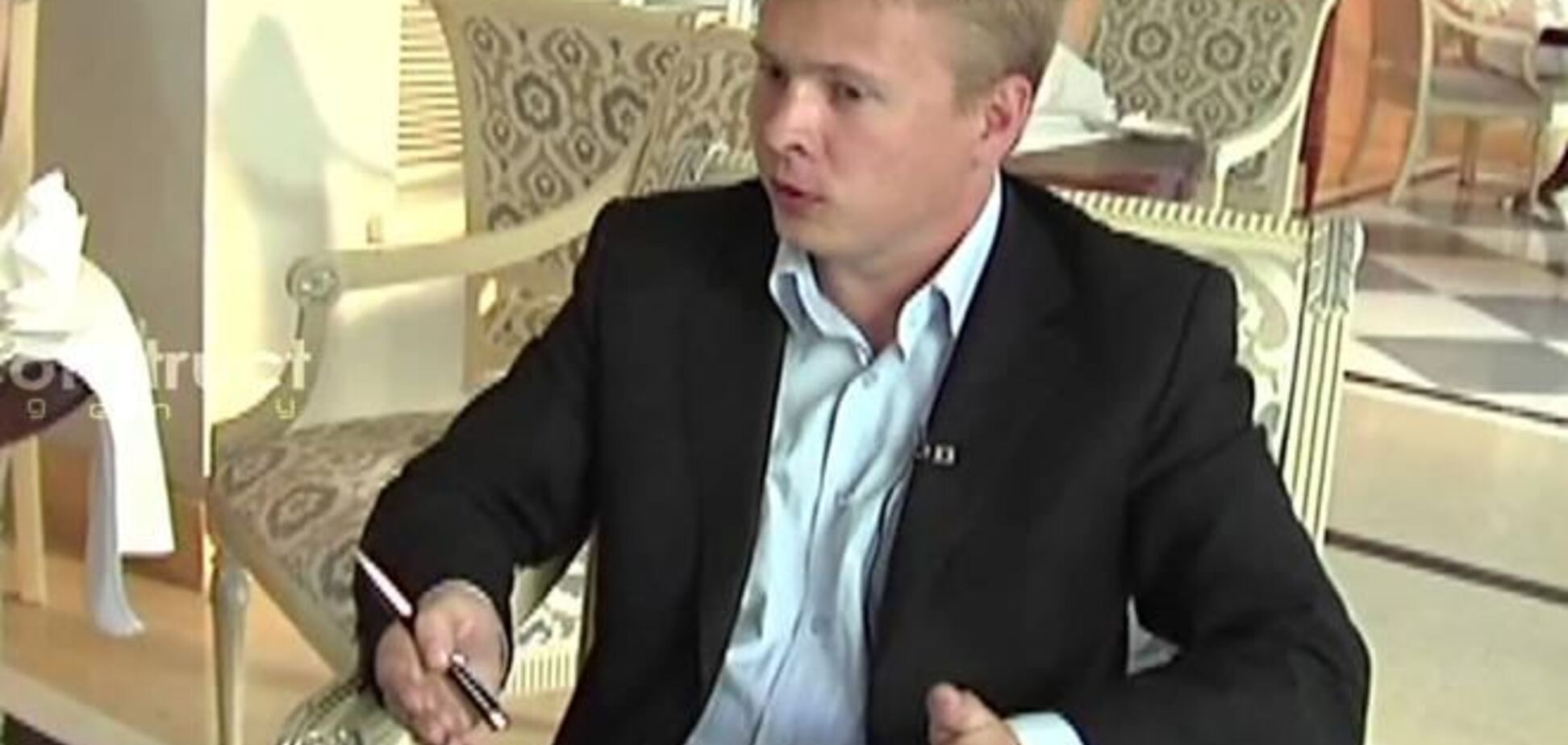 Во избежание ареста руководитель 'Дорожного контроля' уехал в Польшу