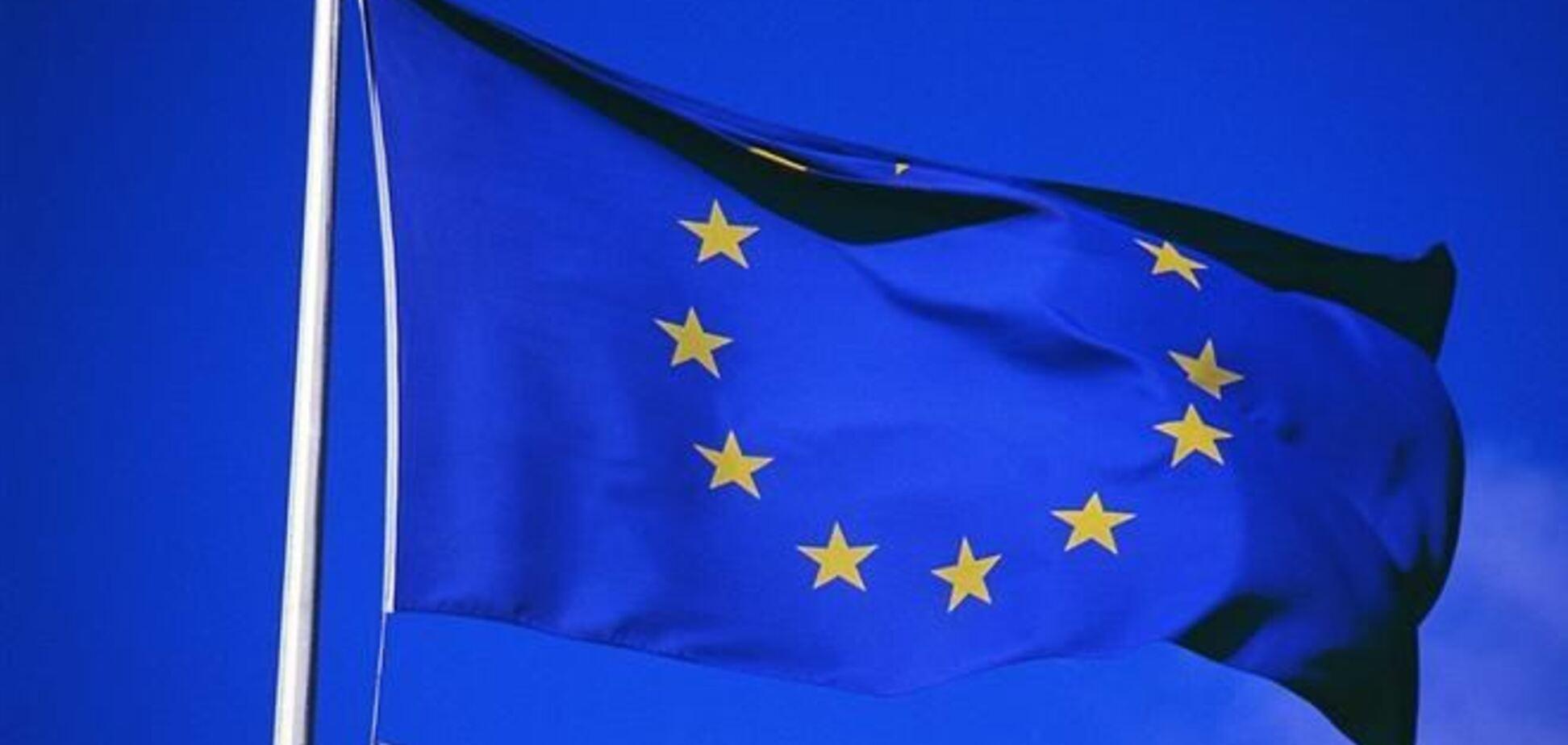Флаги Евросоюза на Майдане стоят минимум 100 гривен