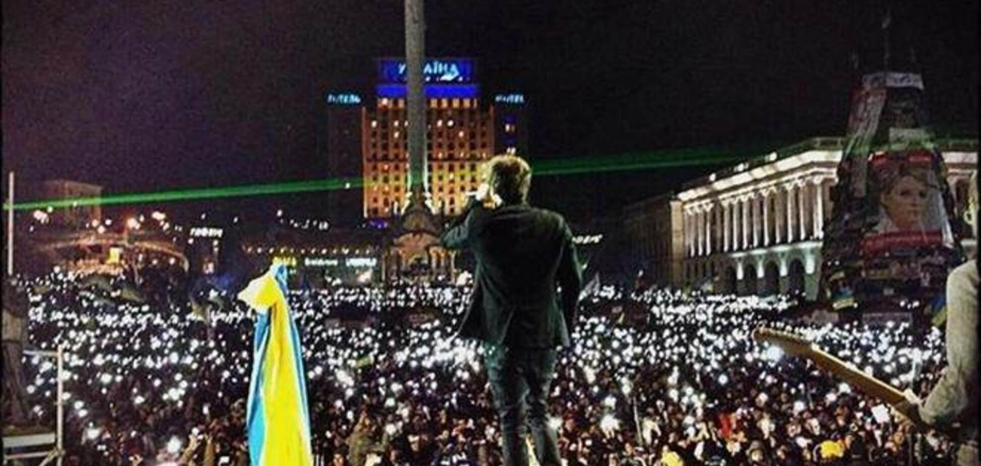 Політики і зірки відірвалися на концерті 'Океану Ельзи'
