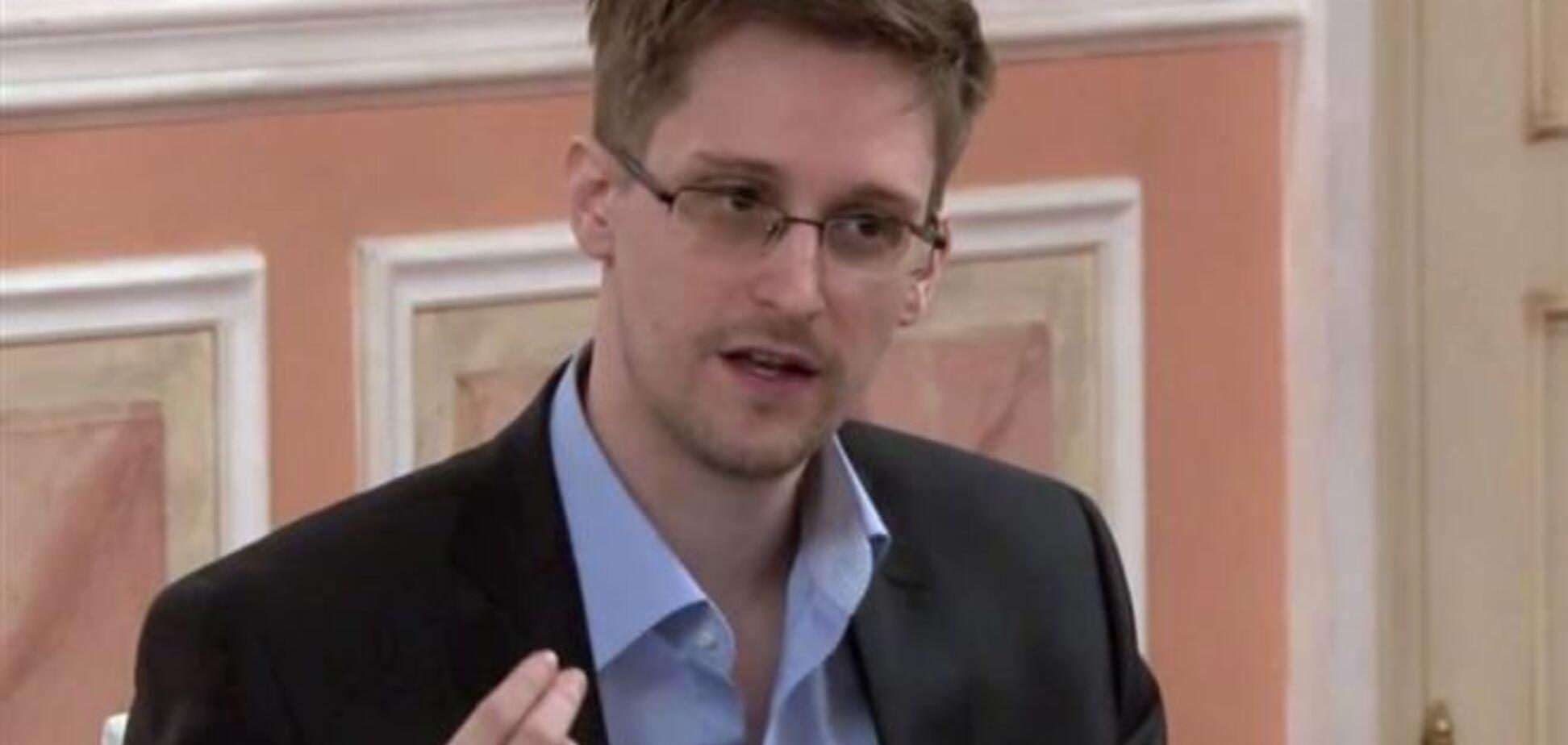 Глядачі Euronews визнали Сноудена 'Людиною року'