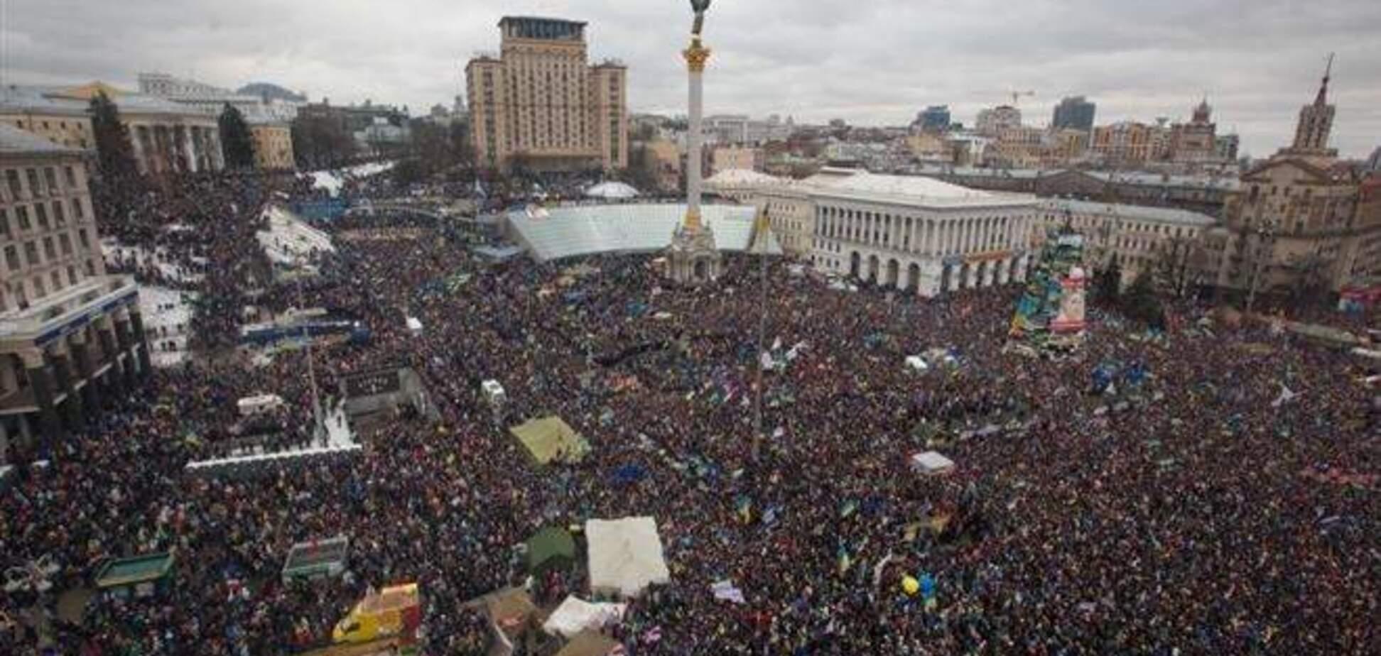 Вимоги Майдану: говорили-балакали…