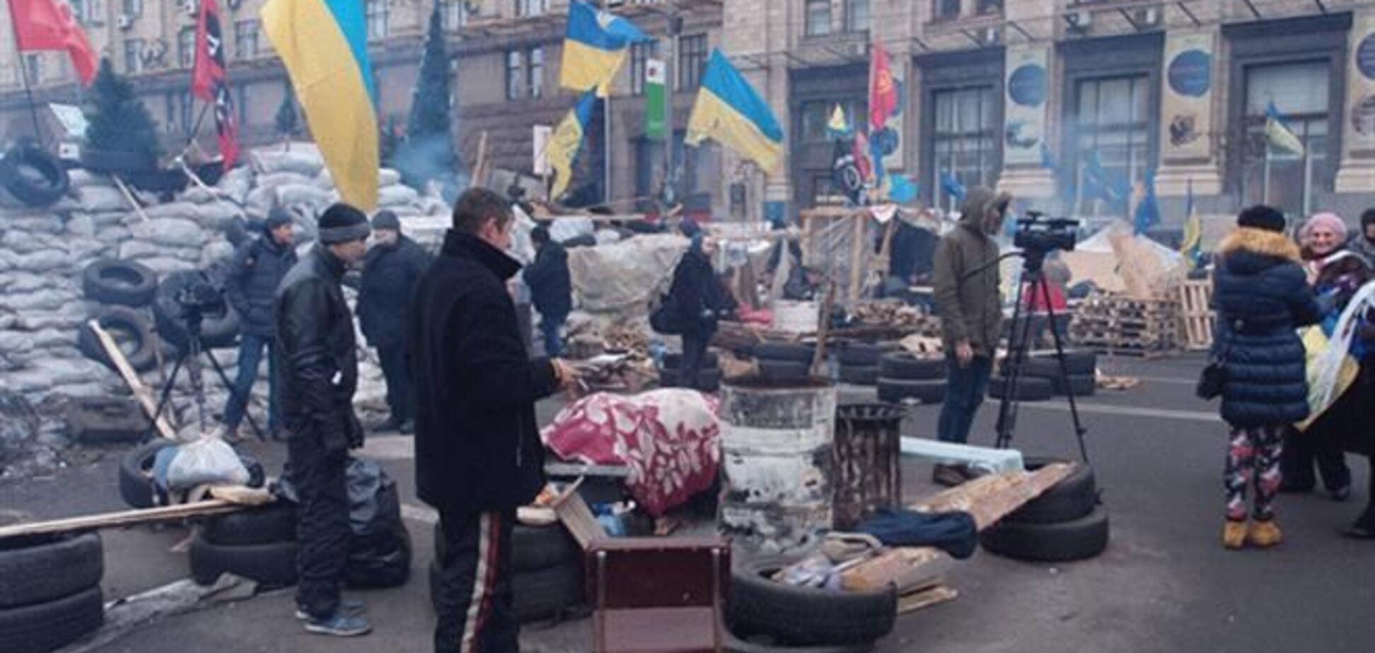 Що говорить Стогній, відправляючи людей на Майдан