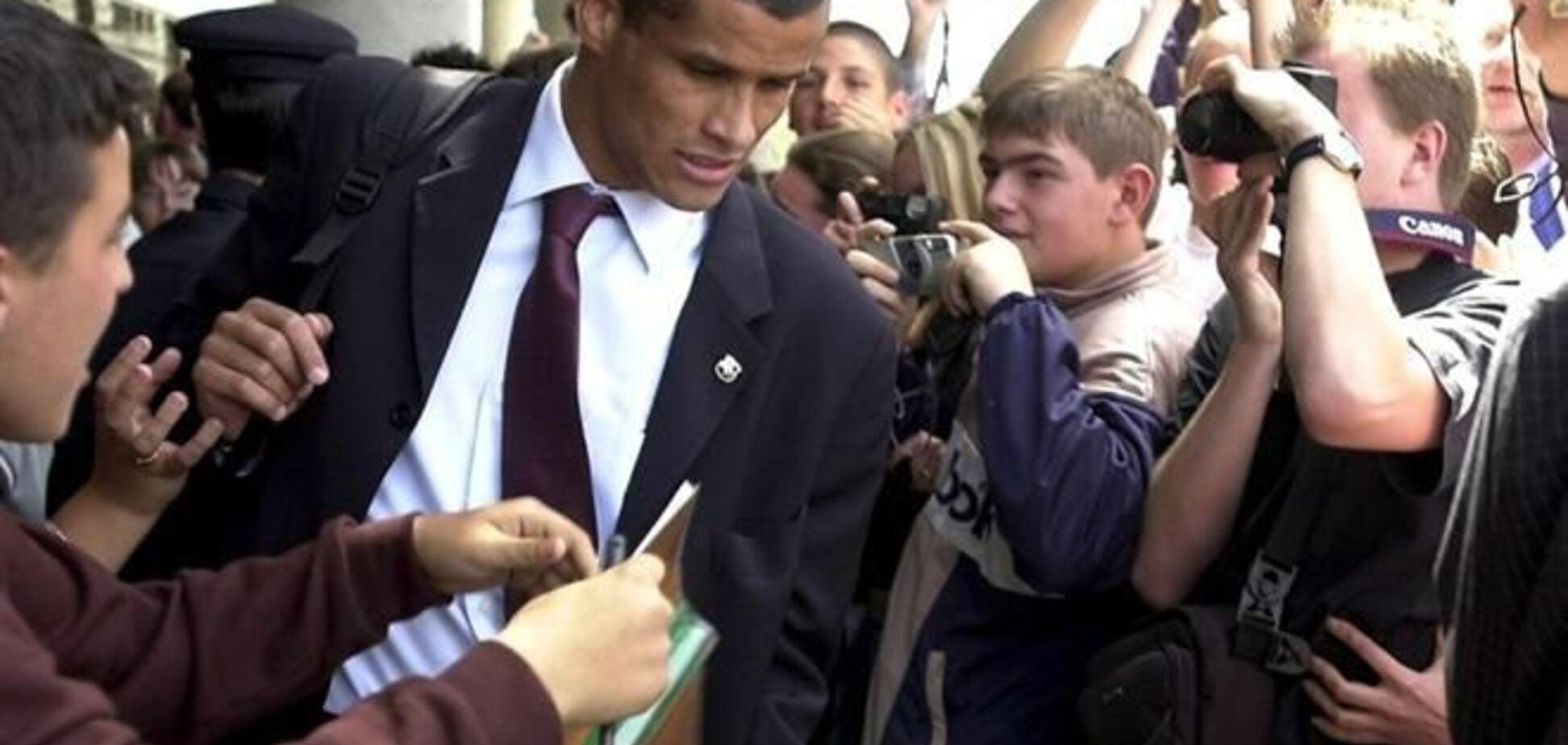 41-летний Ривалдо стал играющим президентом своего клуба