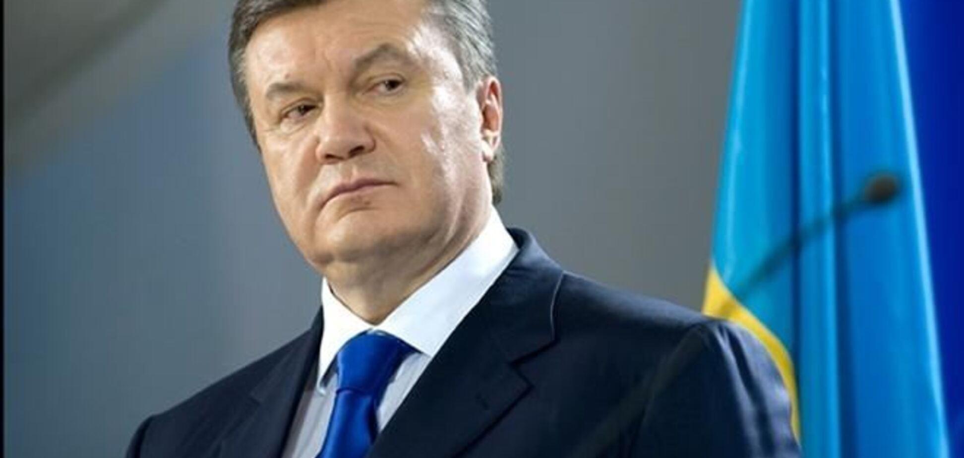 Янукович: Силовики 'перегнули палку', но их могли спровоцировать