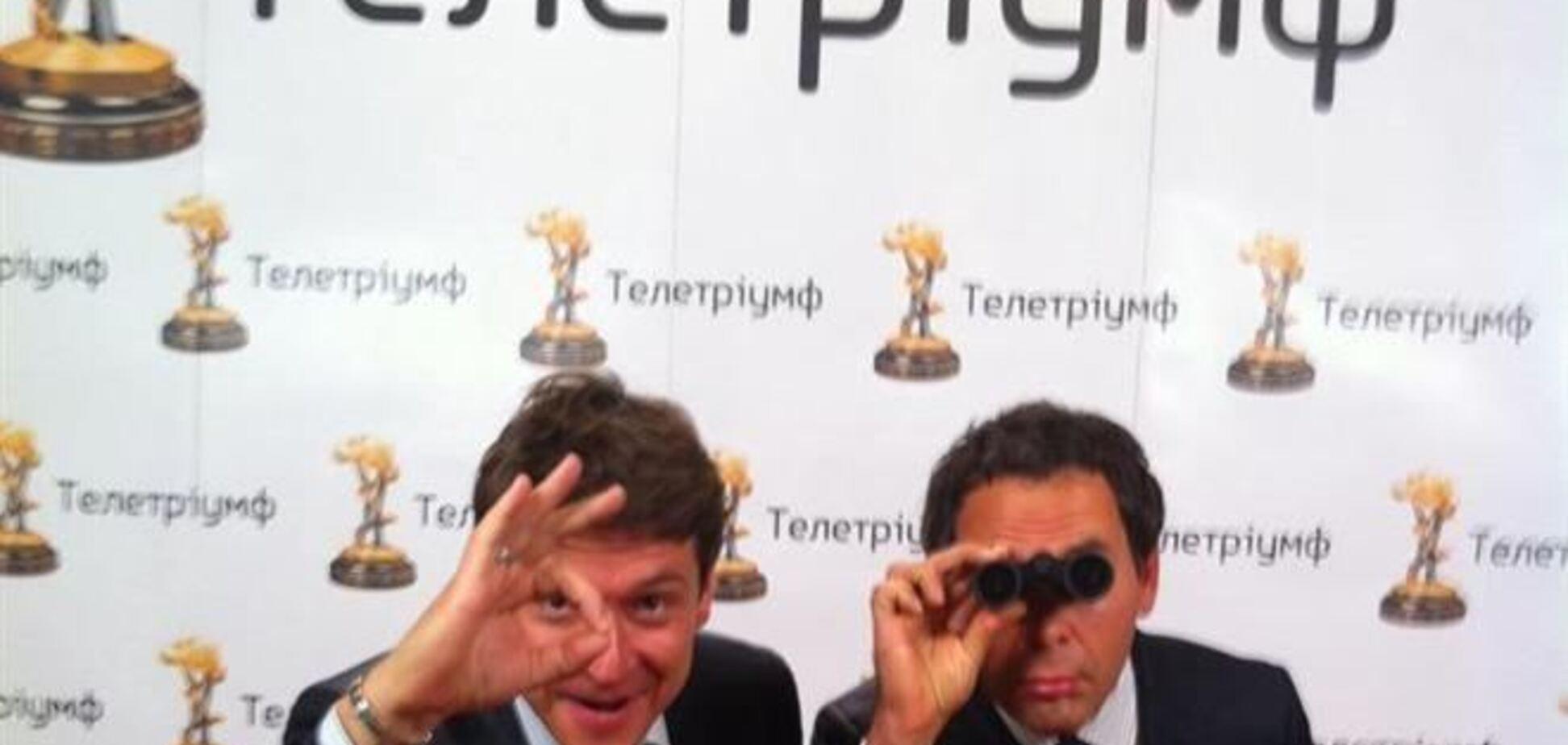 Из-за Евромайдана на целый год перенесли премию 'Телетриумф'
