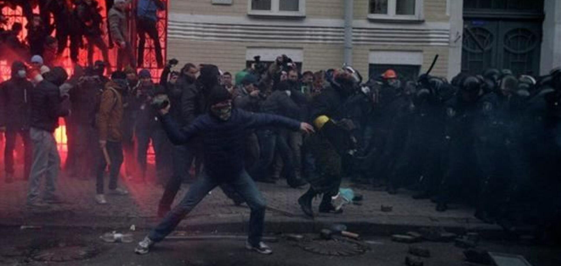 Из-за митингов в Киеве за медпомощью обратились 140 правоохранителей