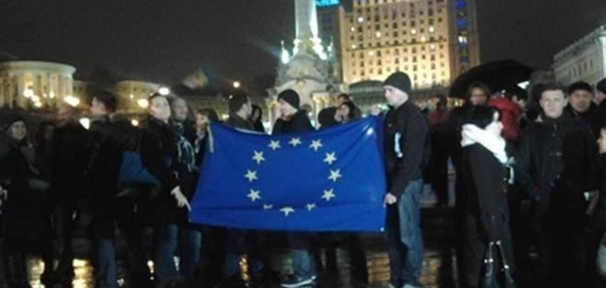 Активисты Евромайдана больше не видят смысла ночевать на улице