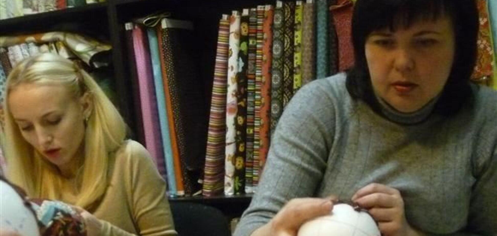 Елена Татаринова: 'Пэчворк позволяет почувствовать себя художником'