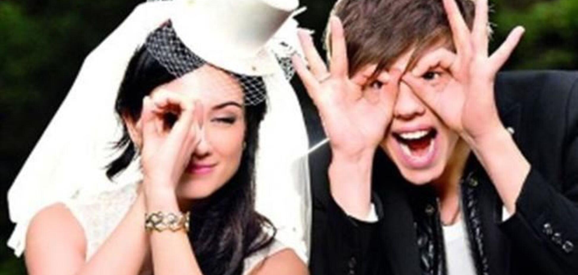 Лещенко и Верес: для нас 2013-й – год супружеской жизни