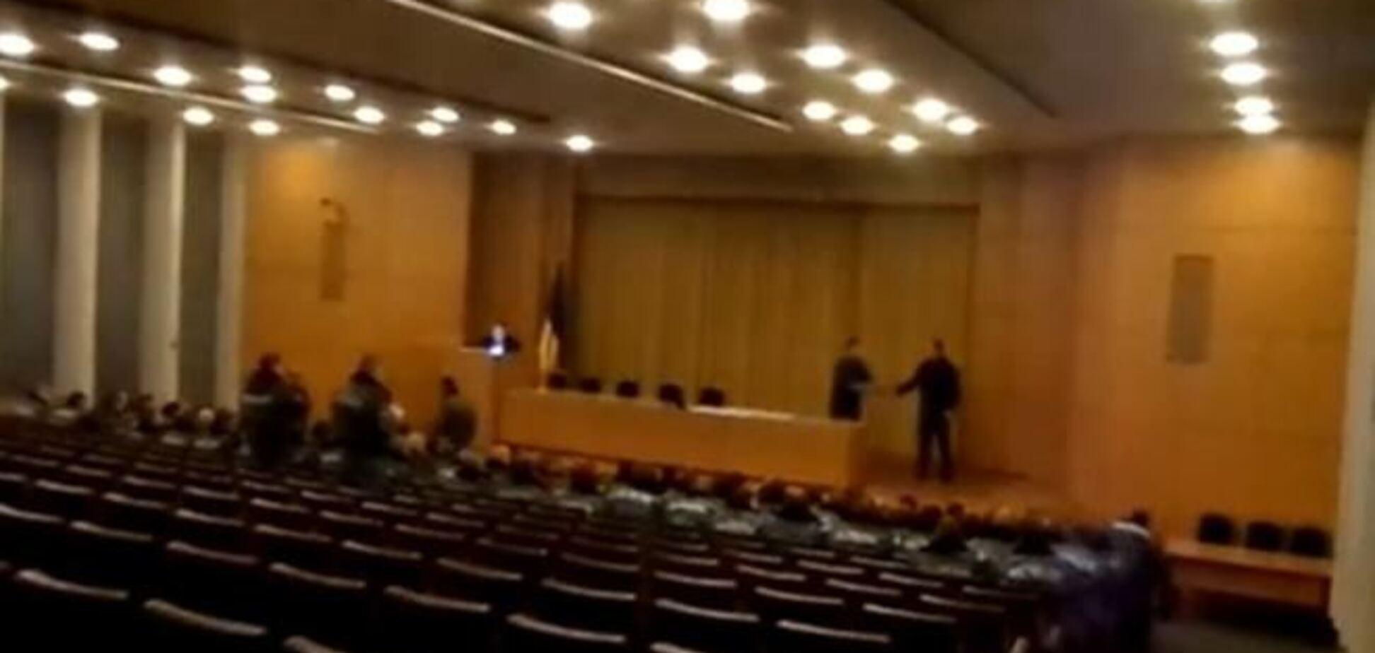 Fb: 'Беркут' наградили в Раде за разгон Евромайдана