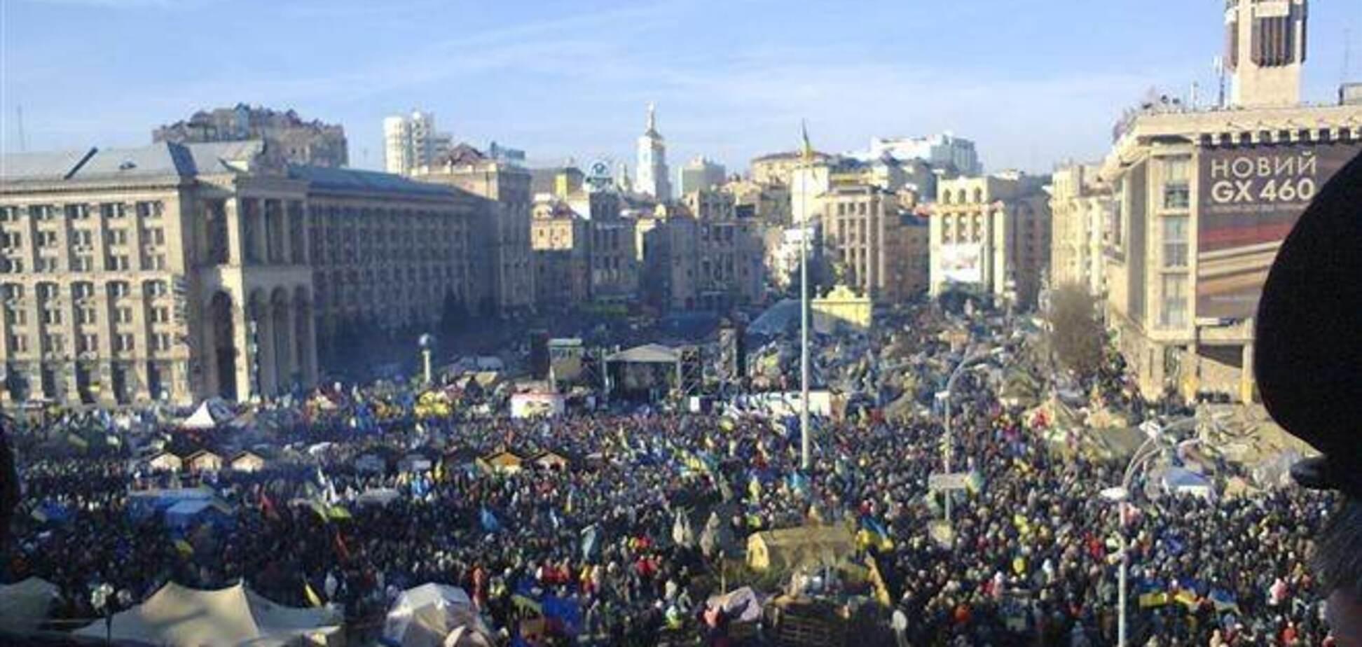 Картинки з Майдану