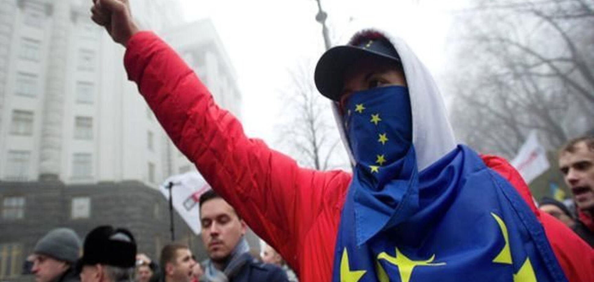 Чей кошелек 'задел' Евромайдан