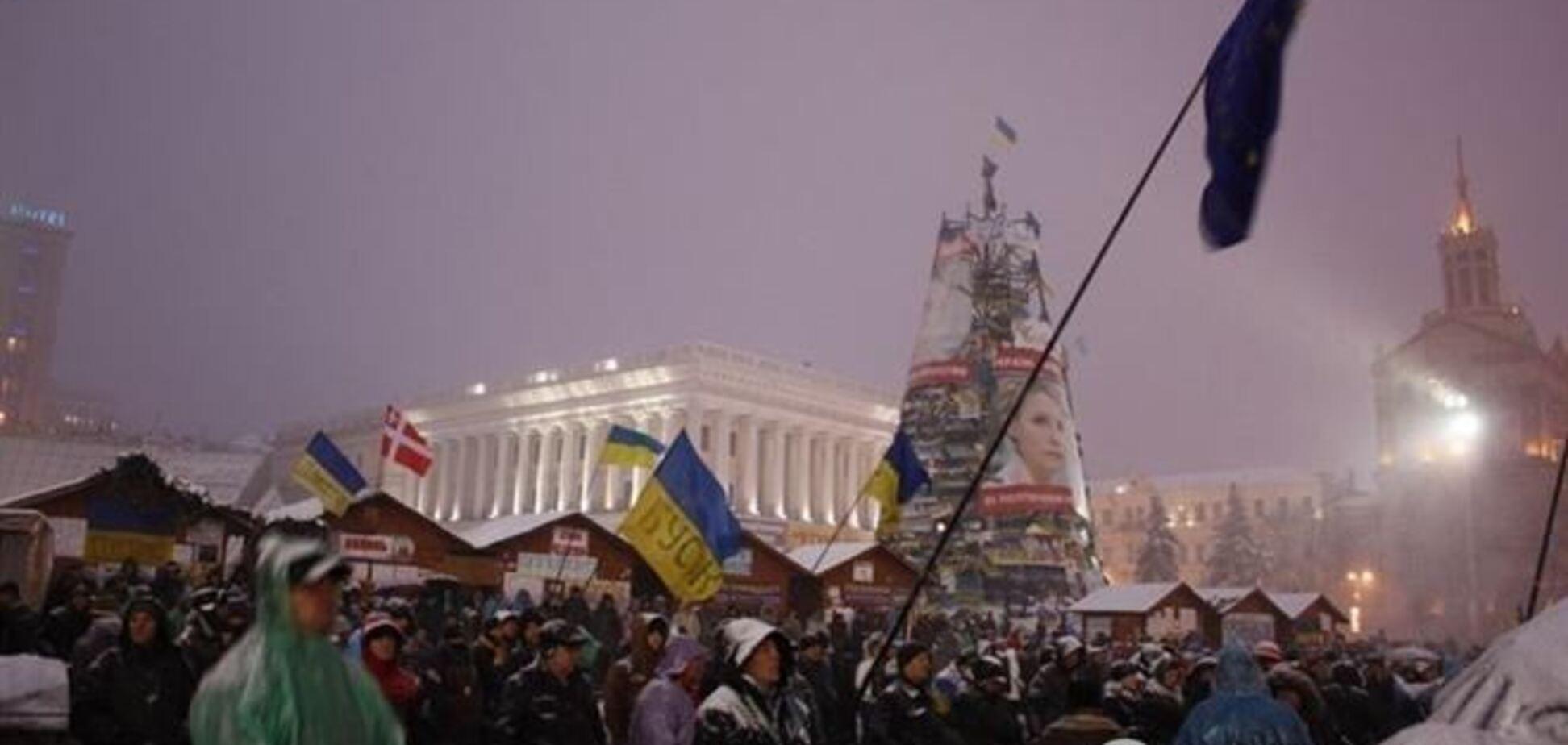 Евромайдан не несет 'налоговой' угрозы - эксперт