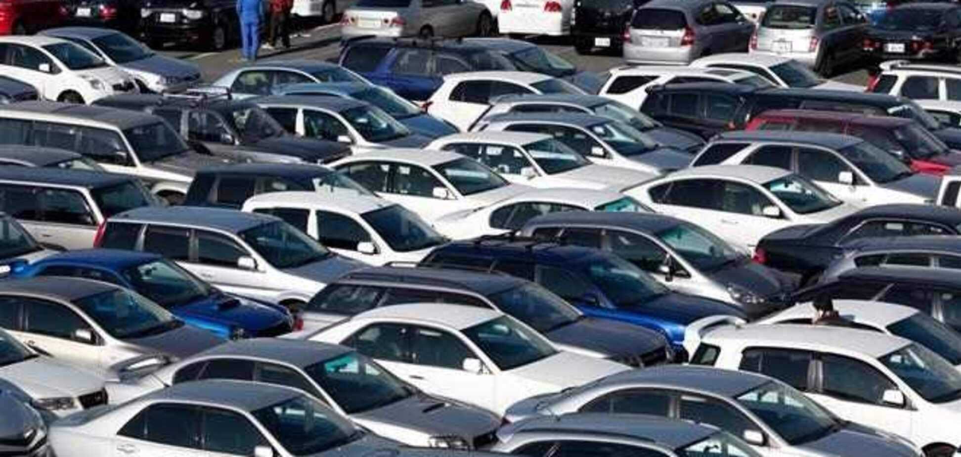 Евромайдан не повлиял на продажу импортных авто в Украине –ВААИД