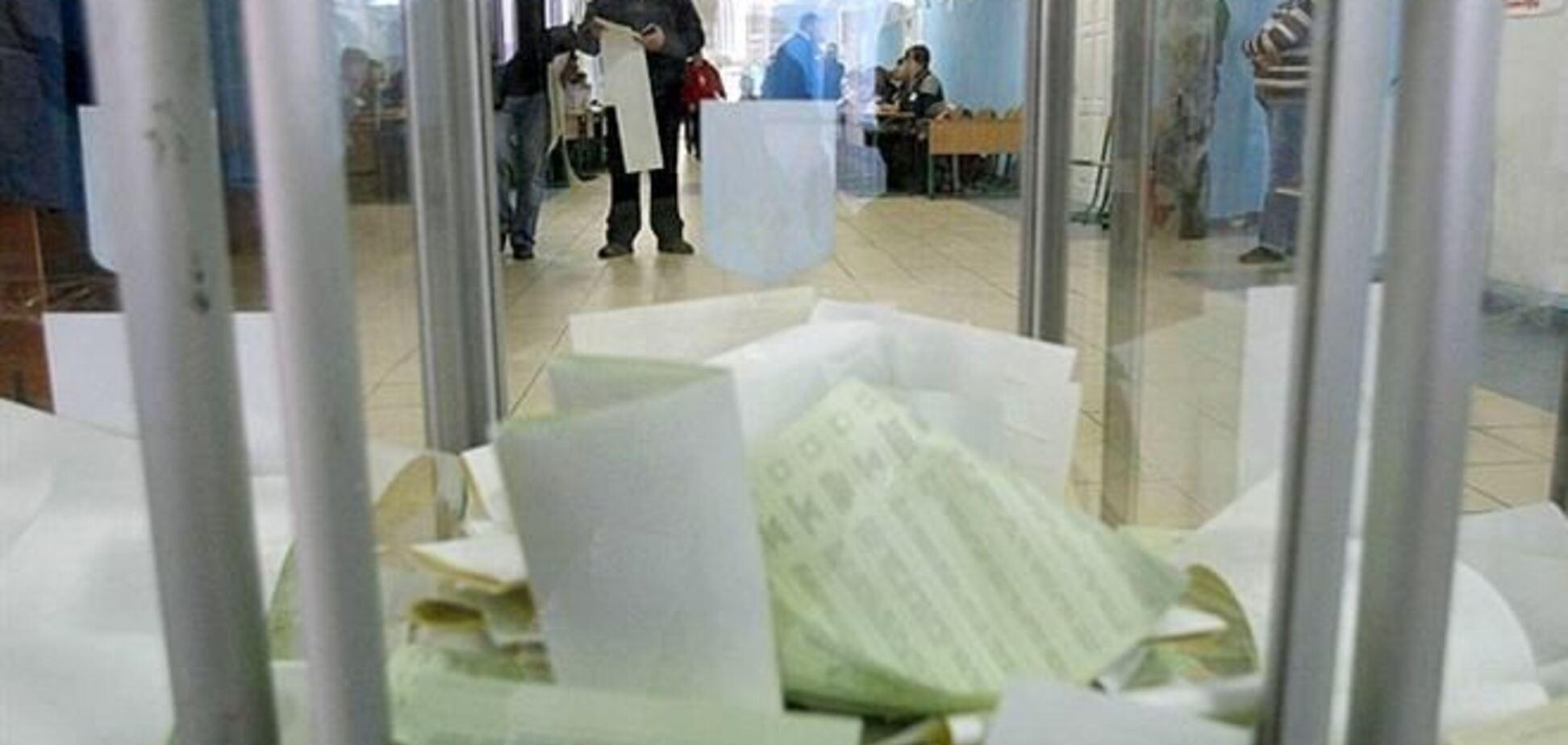 ЦИК объявила официальные результаты перевыборов в четырех из пяти округов