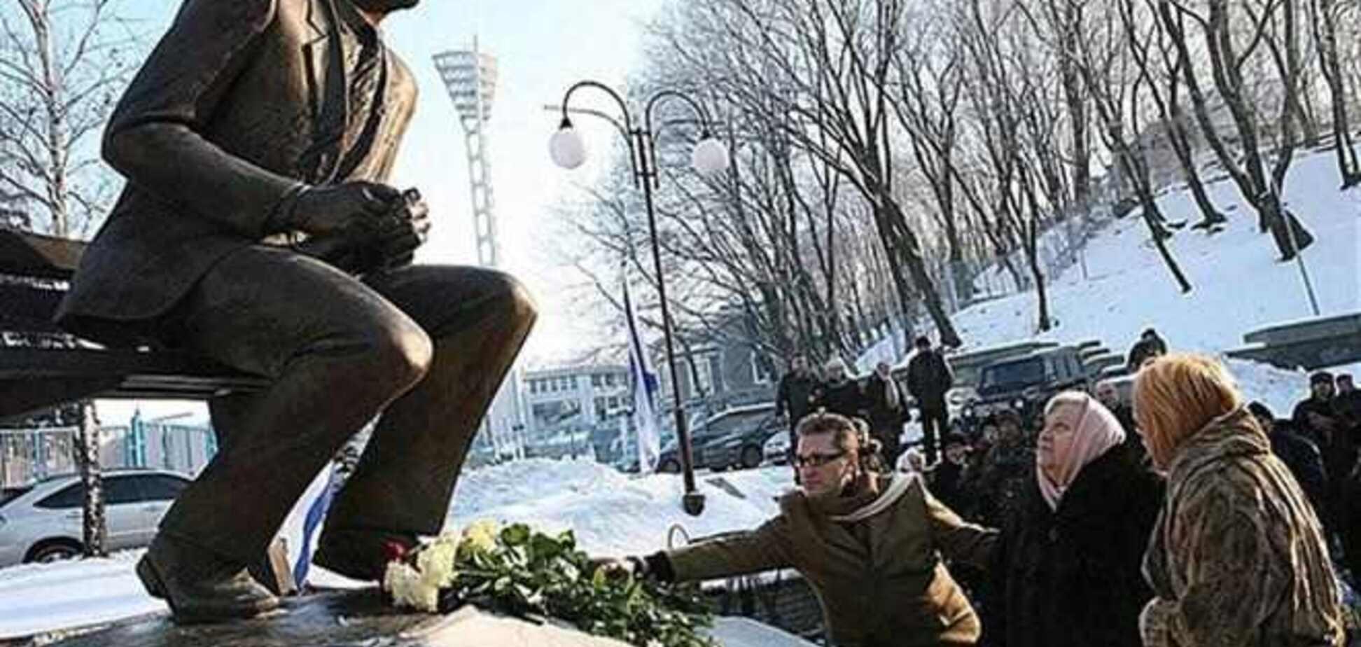 Динамовские болельщики добиваются переименования одной из улиц Киева в честь Лобановского